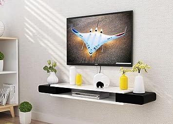 FGSGJ Ensemble de cabinet de télévision - Top Box Étagères Salon TV Mur  Fond Mur suspendu Cloisons de chambre Décoration murale ( Couleur : 5* )
