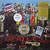 """The Beatles """" Sgt. Pepper's Lonely Hearts Club Band """" 50th Anniversary Issue (New Stereo Mix) Vinyl LP Rolling Stone 500 Grea"""