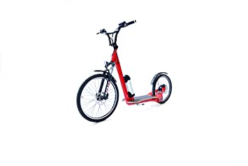 flykly Smart Ped Kick Assist E-Bike patinete eléctrico ...