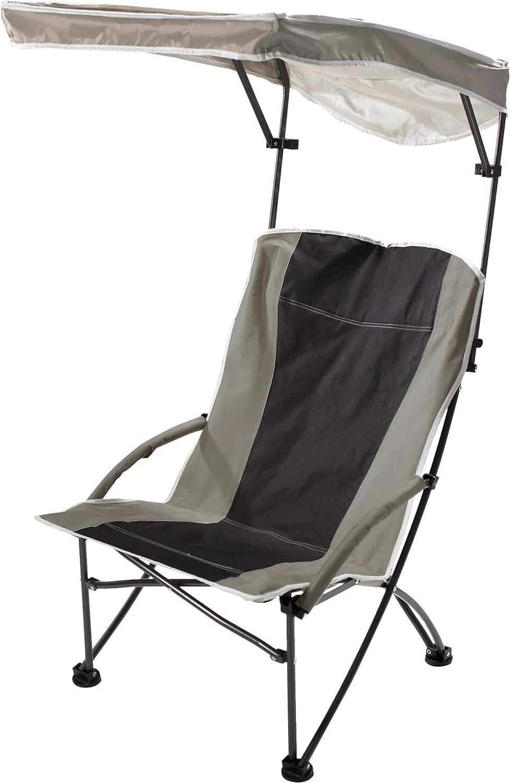 QuikShade Pro Comfort - Silla Plegable para Acampada, Color ...