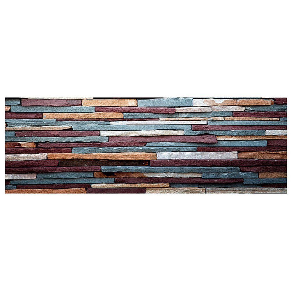 Carpet rug Water absorption bedroom Living room floor mat Thickened doormats Non-slip design pattern (Size : 4060cm)