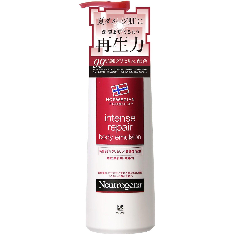 Neutrogena(ニュートロジーナ) ノルウェーフォーミュラ インテンスリペア ボディエマルジョン 無香料 250mL product image