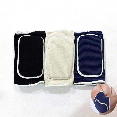 Dealglad® Esponja elástico codera Protector rodilla wrap Support ...