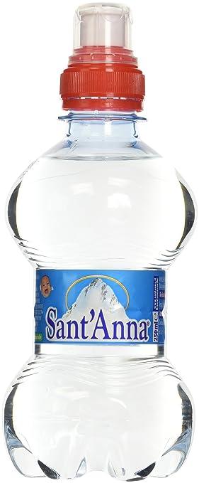 13 opinioni per Sant'Anna- Acqua La Baby 250ml Naturale (Confezione da 6)
