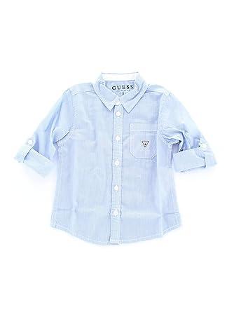 release date c3c3e f206d Guess Bambino 1 USCITA Camicia LS Shirt Bambino Mod. N91H06 ...