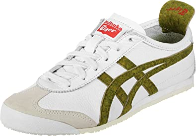 Onitsuka Tiger Mexico 66 Schuhe White/Green
