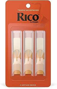 Rico Baritone Sax Reeds 3-pack Strength 1.5