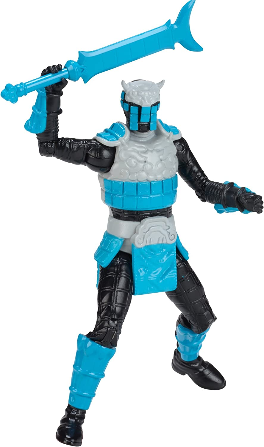 Power Rangers Ninja Steel 5-Inch Villain Basher Monster Figure