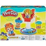 Play-Doh - Kit peinados locos (Hasbro B1155EU4)