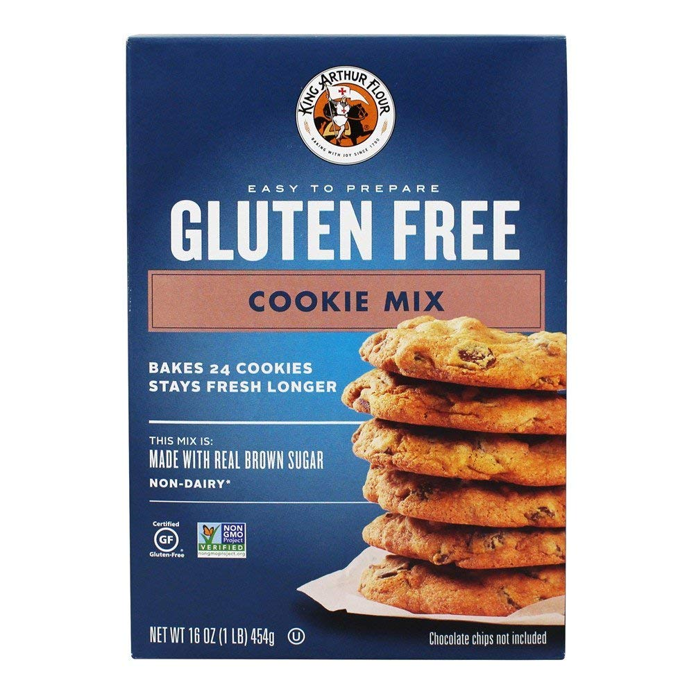 King Arthur Flour - Gluten-Free Cookie Mix - 16 oz.