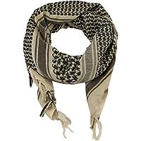 100% Cotton Tactical Shemagh Military Desert Arab Keffiyeh Shawl Head Neck Scarf Wrap For Men Women