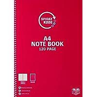 SPIRAX 56957C Kode 957 A4 Notebook 120Pg