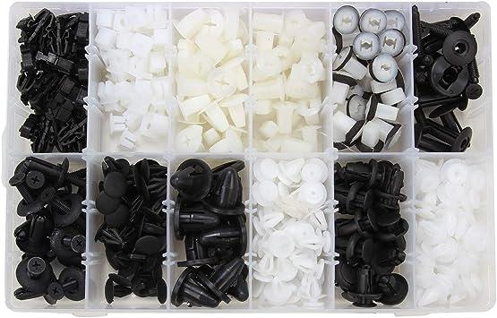 50 Nylon Nuts #10 Screw Size Compatible With Mitsubishi /& Toyota
