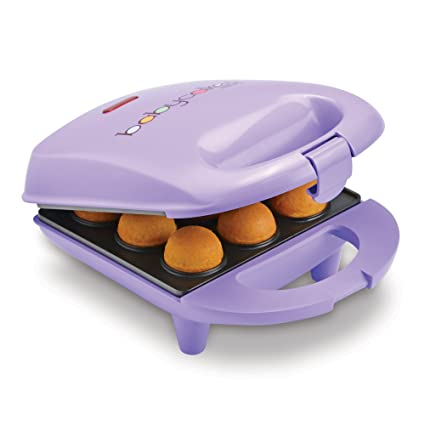 Babycakes Máquina Para Hornear Magdalenas O Pasteles Miniatura