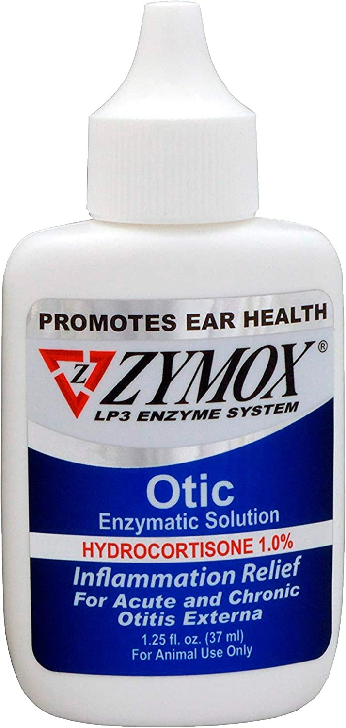 ZYMOX Otic Pet Ear Treatment