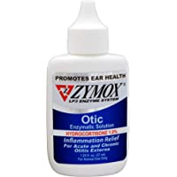 ZYMOX Pet King Brand Otic Pet Ear Treatment with Hydrocortisone