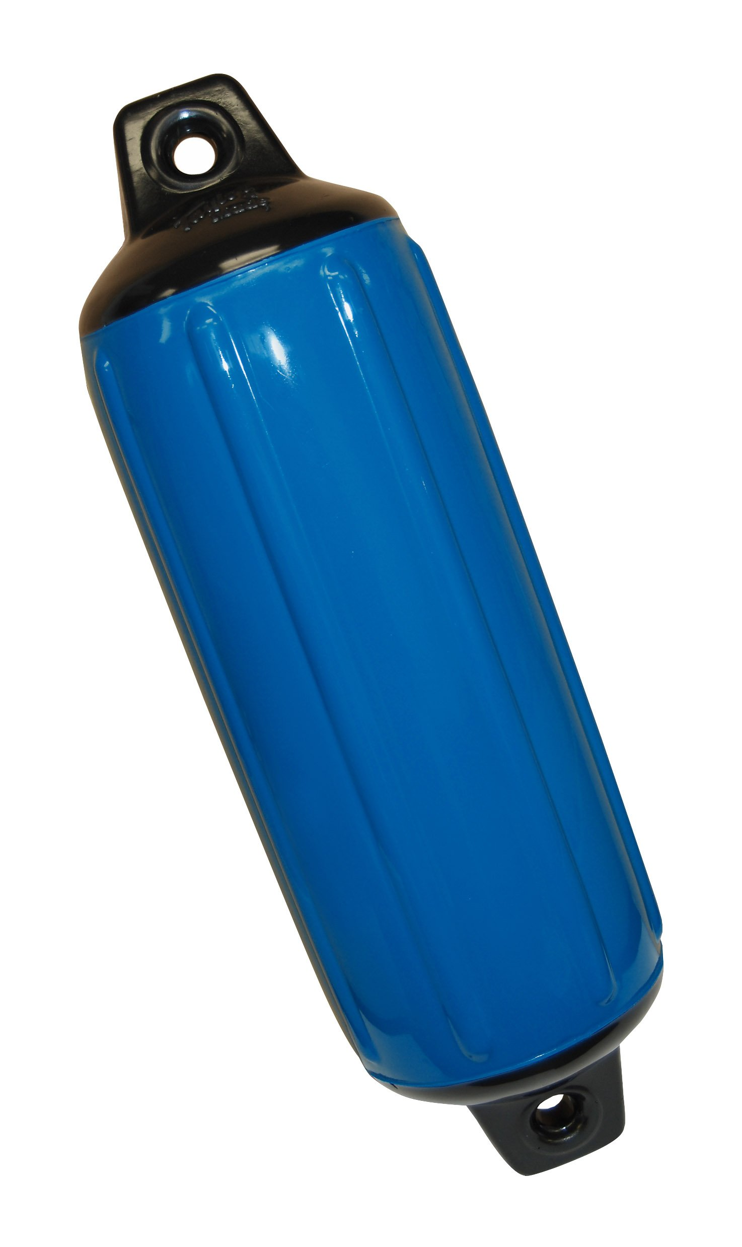 Taylor Made Products 951824  Super Gard Inflatable Vinyl Boat Fender, 8.5 x 26 inch, Pacific Blue