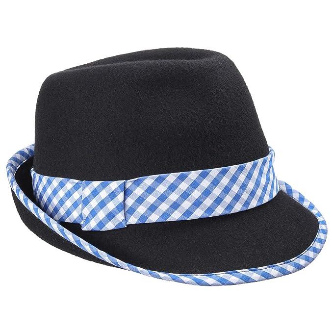 aspetto elegante costruzione razionale ufficiale più votato Cappellishop Quadri Cappello Tirolese da Uomo camminatore ...