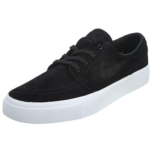 BlackBlack Janoski 001 US M Ht Nike Zoom Mens Style854321 Sb White Size4 WDH2EI9