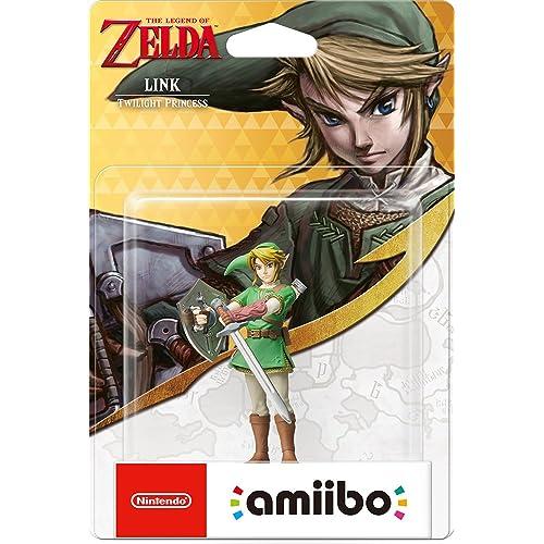 Twilight Princess Link Amiibo - TLOZ Collection (Nintendo Switch/3DS/Wii U)