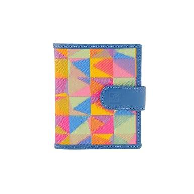 Monedero pequeño tejido multicolor: Amazon.es: Ropa y accesorios