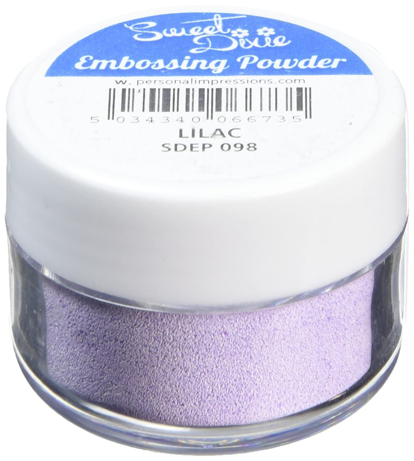 Sweet Dixie Embossing Powder Lilac SDEP 098