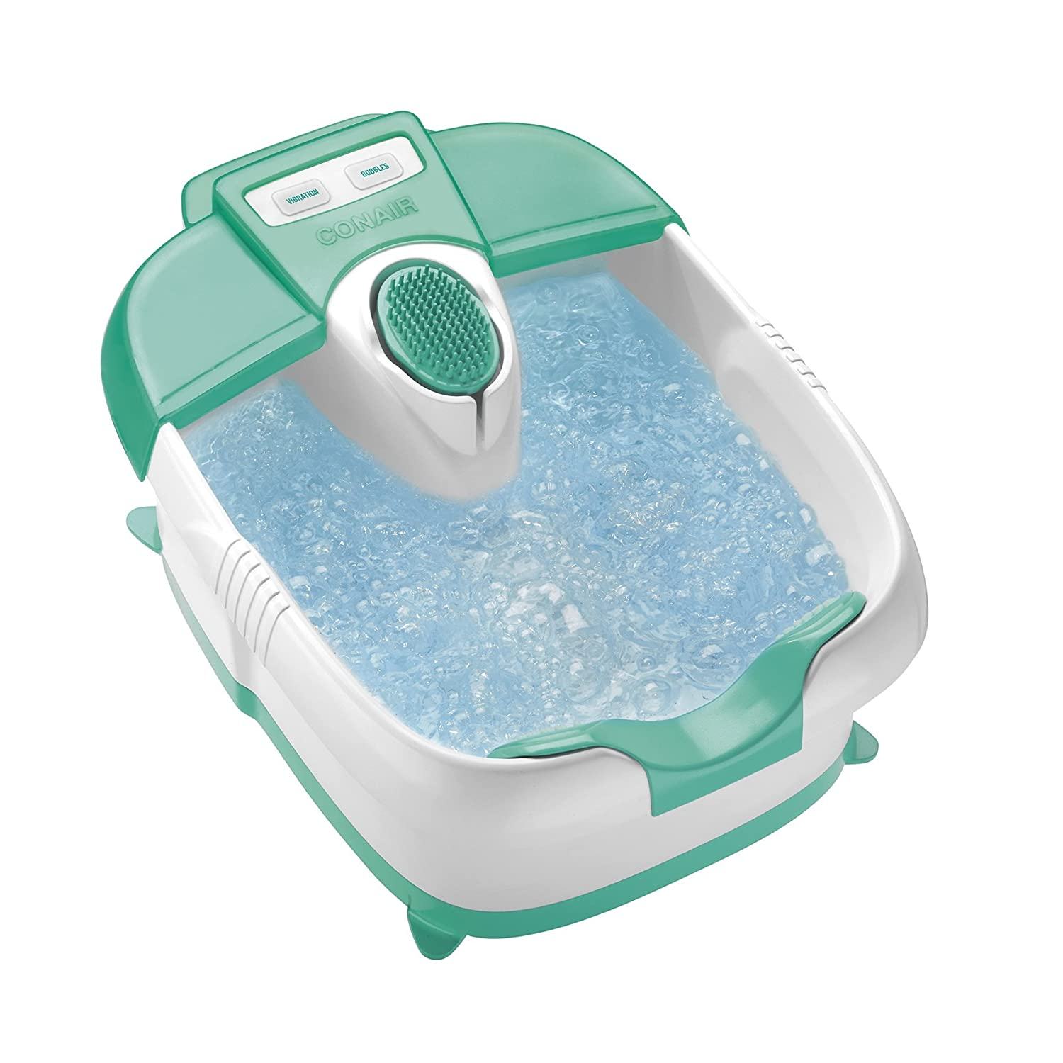 Amazon.com: Conair Foot/Pedicure Spa with Massage Bubbles: CONAIR ...