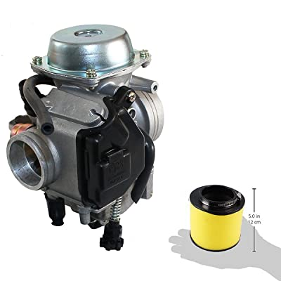 Carburetor And Air Filter Fits for Honda 300 TRX300 FOURTRAX 1988-2000 New Carb: Automotive