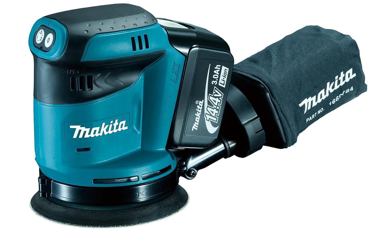 マキタ 充電式ランダムオービットサンダ 14.4V BO140DRF