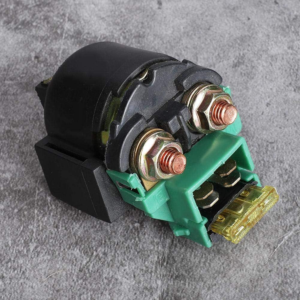CF 250 Relais de d/émarreur de moto de Suuonee 250CC ATV CH125 CH250 remplacement de relais de d/émarrage de moto adapt/é pour GY6 CF 188
