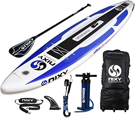 Amazon.com: NIXY SUP Touring - Tabla hinchable para paletas ...