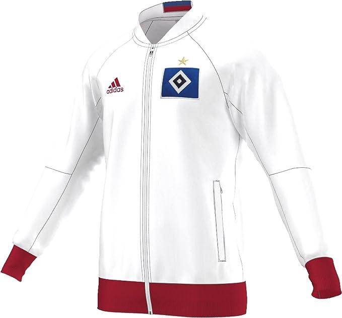TAUSCHE HSV Anthem Jacke Gr. L Hamburger SV Adidas in