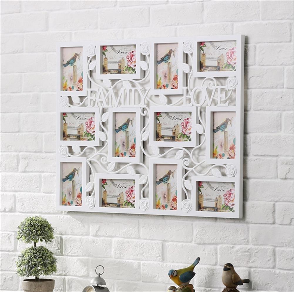 OOFYHOME Große Puzzle-Art-12 4x6 Wandbehang Collage bild ...