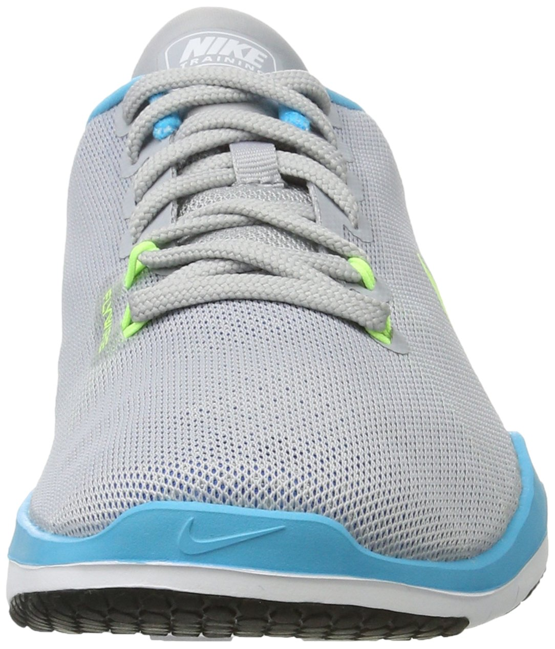 NIKE Women's Flex Supreme TR 5 Cross Training Shoe B01MAV13P6 9.5 B(M) US|Wolf Grey/Ghost Green/Chlorine Blue