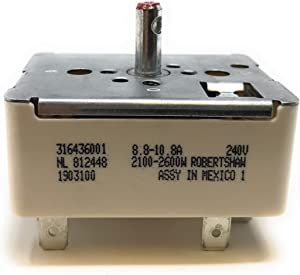 Range Switch 316436001
