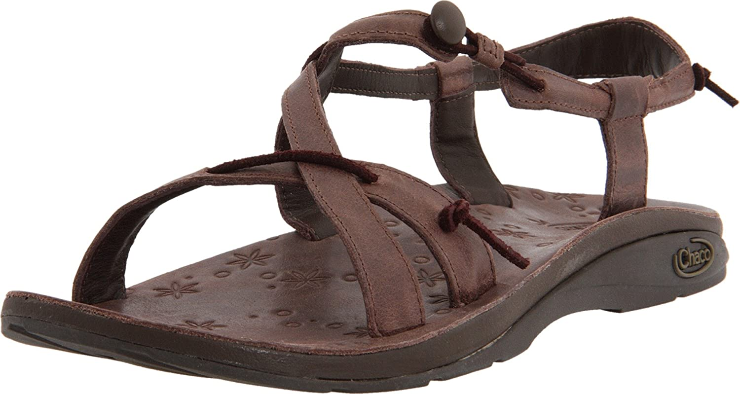391165071794 Chaco Local Ecotread Chocolate Brown 8 Womens Sandals UK 6  Amazon.co.uk   Shoes   Bags