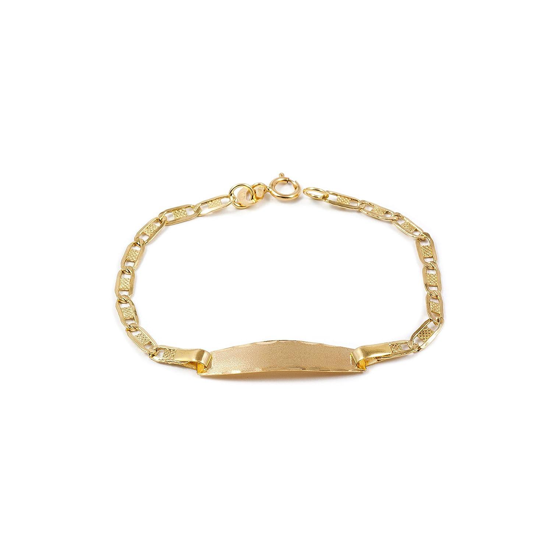 Kinder Armband Gelbgold 18 Karat (750) Mondepetit G1265PUJ