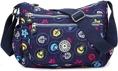 Bolso de viaje para mujer, con múltiples bolsillos, casual, bolsa de viaje