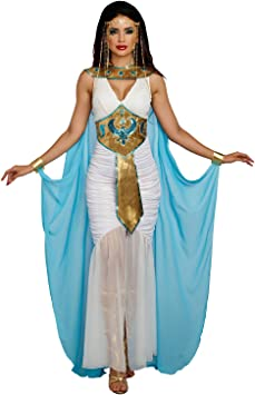 DreamGirl – 10626 Reina de Denile disfraz, tamaño grande: Amazon ...
