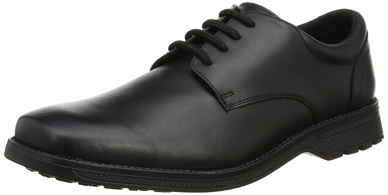 TALLA 42 EU. Term Clerk Lace, Zapatos de Cordones Oxford para Hombre