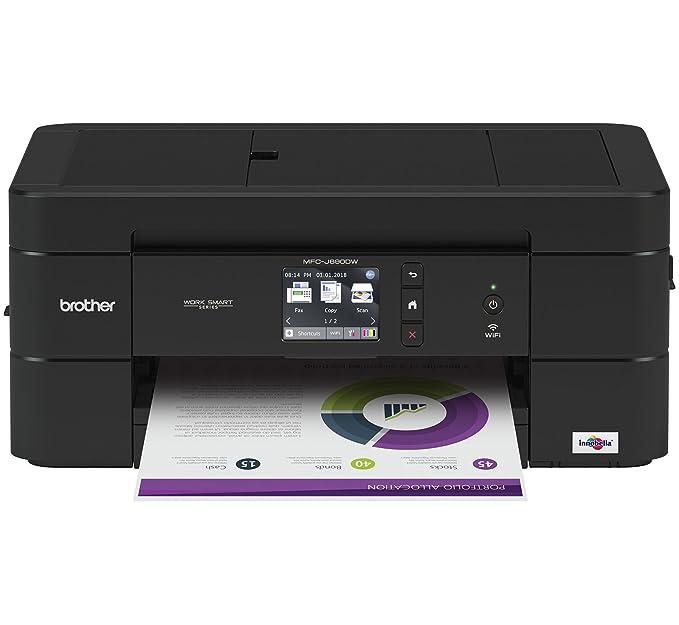 Amazon.com: Impresora de inyección de tinta inalámbrica de ...