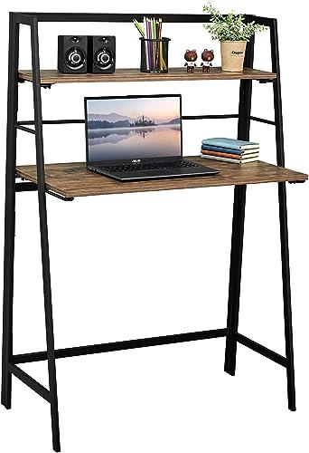 Best home office desk: Coavas Folding Desk Writing Computer Desk