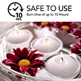 Stock Your Home 10 Hour Burning White Unscented