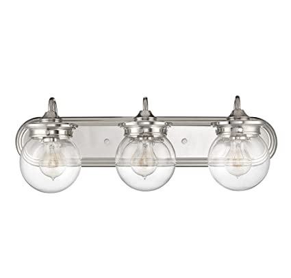 Savoy House 8-232-3-109 Downing 3-Light Vanity Bar in Polished ...