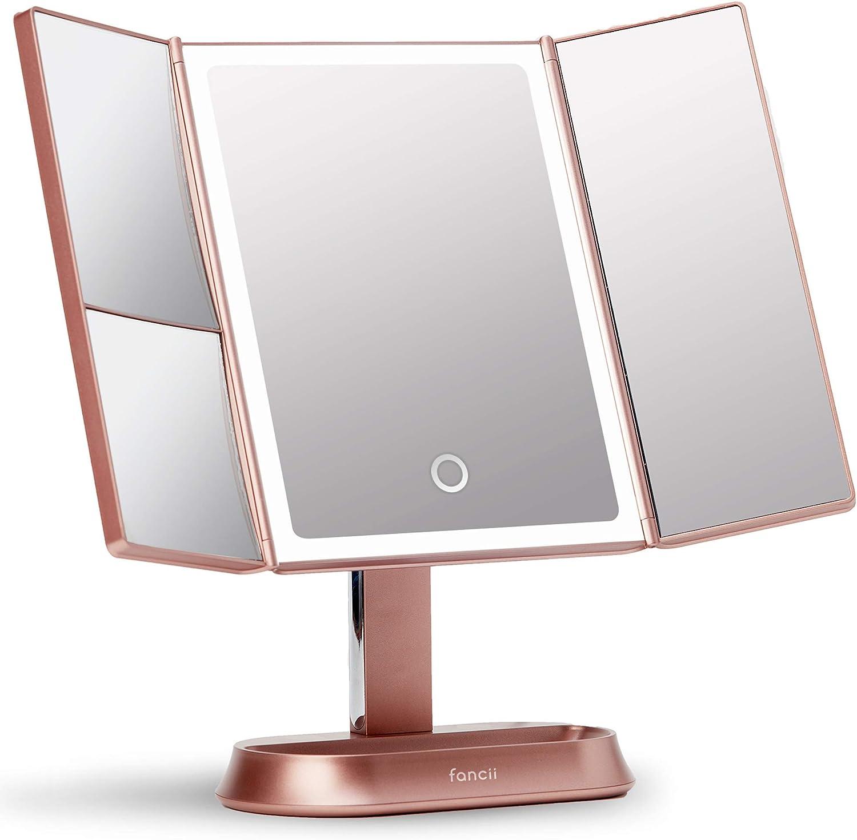 Upspiegel met natuurlijke LED