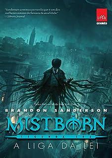 Mistborn. Liga da Lei - Volume 4