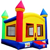 Amazon.com: GraceShop - Castillo hinchable con diseño de ...