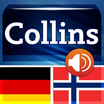 Audio Collins Mini Gem German-Norwegian & Norwegian-German Dictionary