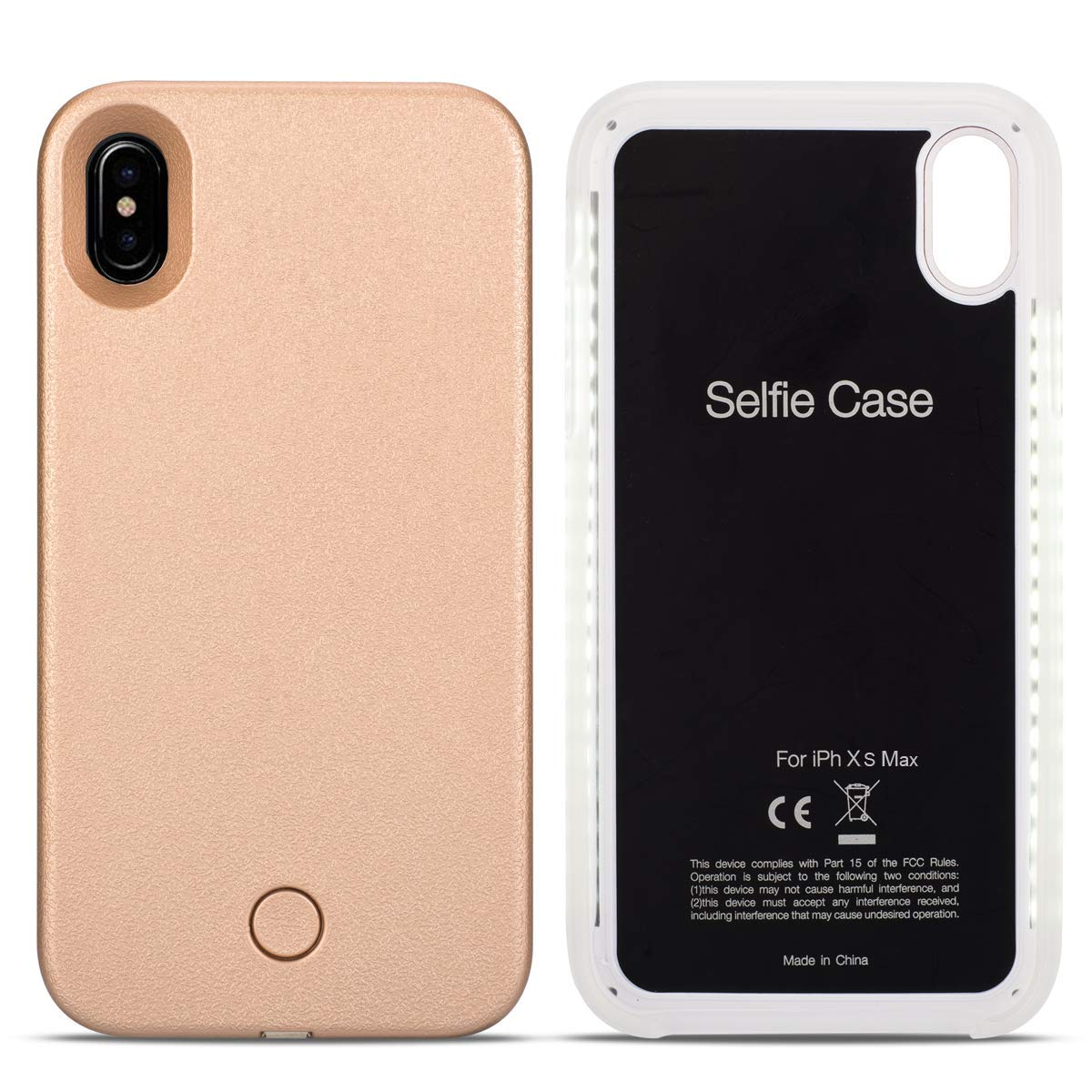 light up case iphone xs max