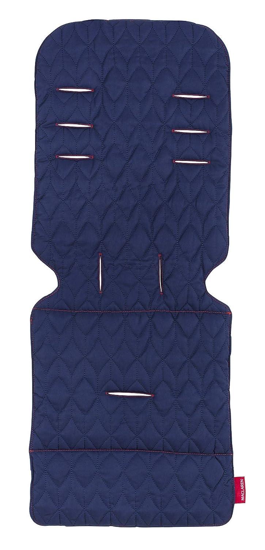 Reversible Lavable a m/áquina Se adapta a Maclarens y mayor/ía de las marcas Colchoneta universal de Maclaren: Accesorio para sillas de paseo que aporta estilo y comodidad